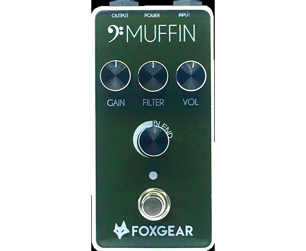 FOXGEAR BASS MUFFIN