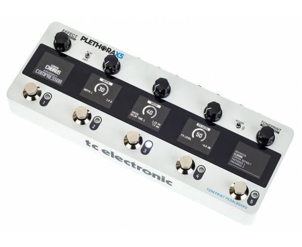 TC ELECTRONIC - PLETHORA X5