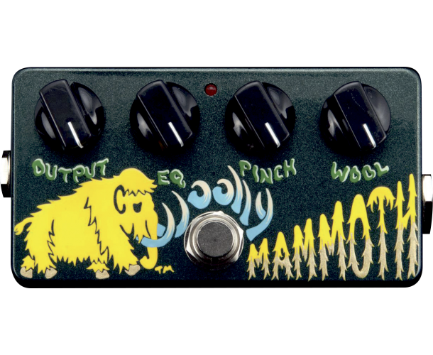 ZVEX EFFECTS - WOOLLY MAMMOTH W/LED