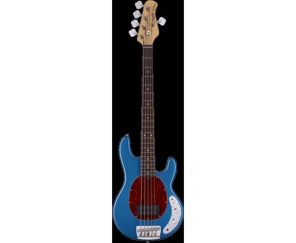 STERLING BY MUSIC MAN - RAY25CA-TLB-R1 STINGRAY5 CLASSIC - TOLUCA LAKE BLUE