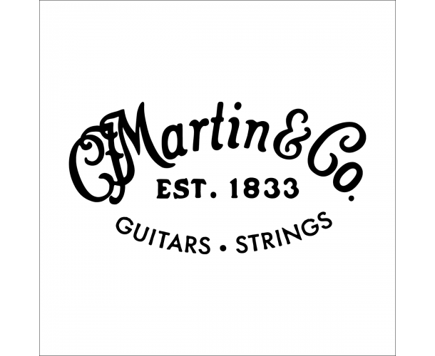 MARTIN - M12HTT CORDE ACOUSTIQUE SP ACIER PLEIN .012 (UNITé)