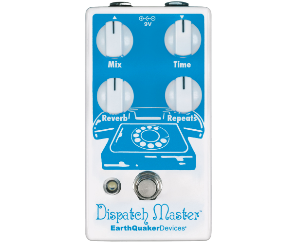 EARTHQUAKER DEVICES - DISPATCH MASTER V3