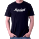 MARSHALL - T-SHIRT AMPLIFICATION NOIR (XXL)