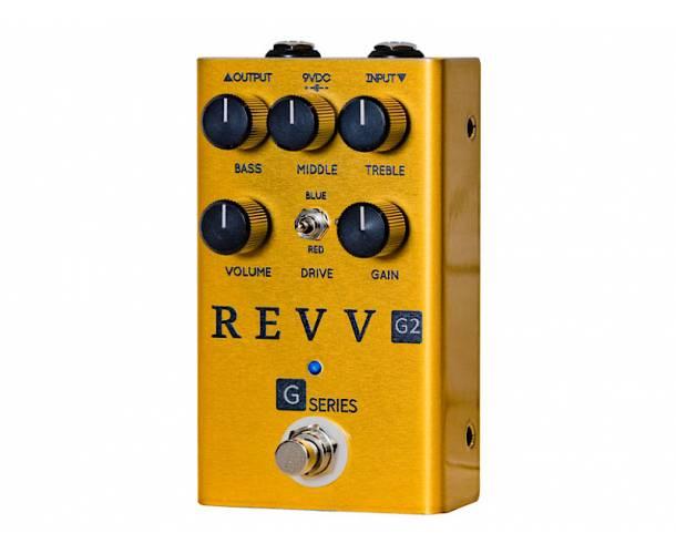 REVV - G2 LIMITED EDITION GOLD -