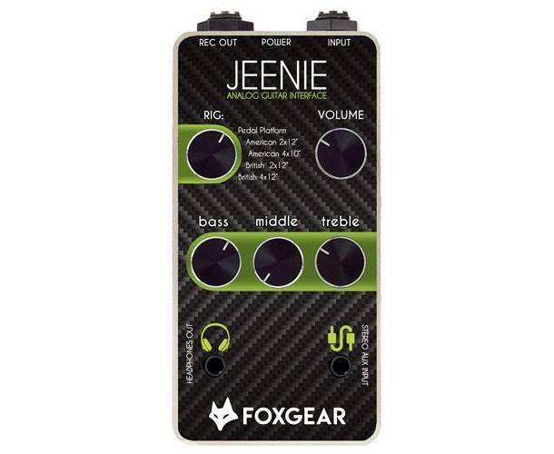 FOXGEAR -JEENIE