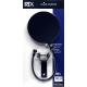 RTX - FILTRE ANTIPOP à CLAMPER DIAMèTRE 16 CM