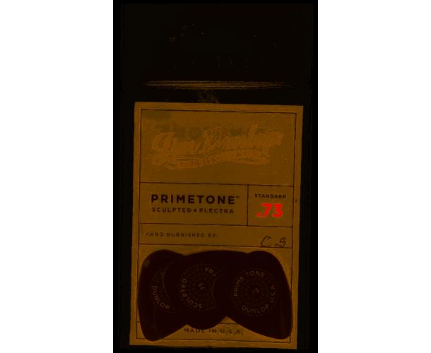 DUNLOP - 3 MED PRIMETONE STD .73MM