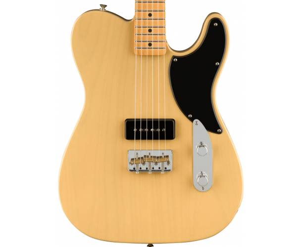 FENDER - NOVENTA TELECASTER MAPLE FINGERBOARD VINTAGE BLONDE
