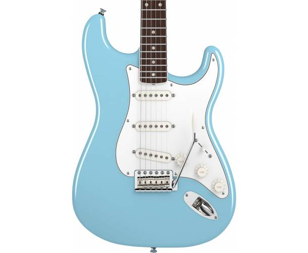 FENDER - ERIC JOHNSON STRATOCASTER ROSEWOOD FINGERBOARD TROPICAL TURQUOISE