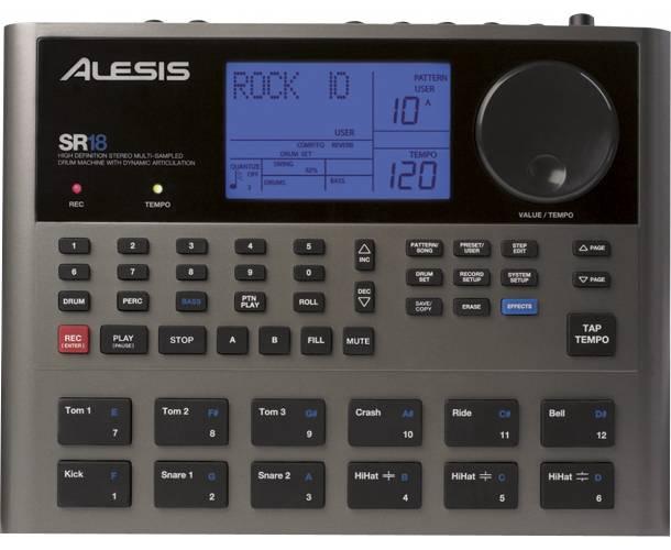 ALESIS - SR 18
