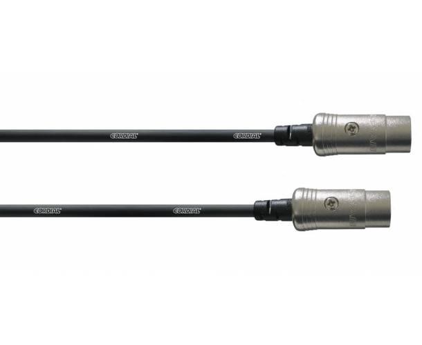 Cordial - câble MIDI 5 broches DIN / DIN 0.9m INTRO