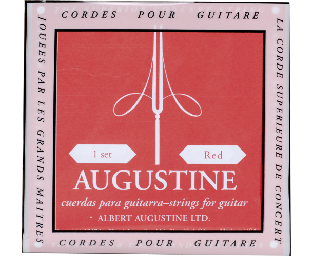 AUGUSTINE CAU ROUGE STD ROUGE T/NORM