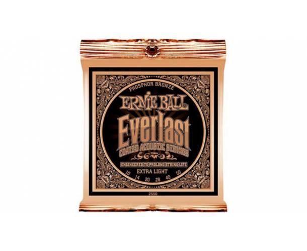 Everlast Coated Phosphore Bronze Acoustic Extra Light