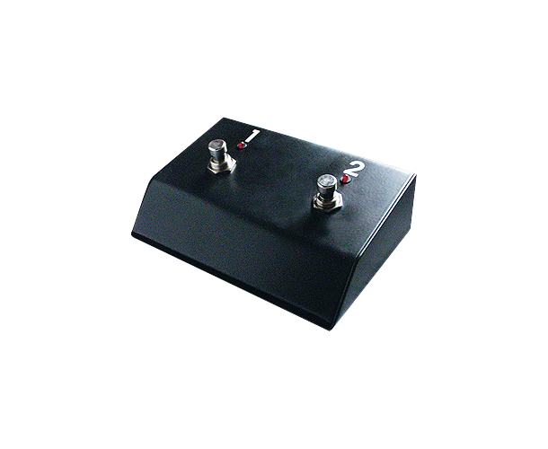 HUGHES & KETTNER - PEDALIER DOUBLE SWITCH