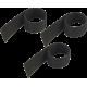 K&M - 3 SERRE-CABLES VELCROS NOIR
