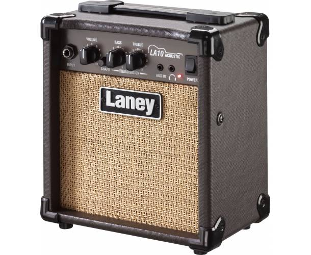AMPLI LANEY ACOUSTIC 10W/1X5""