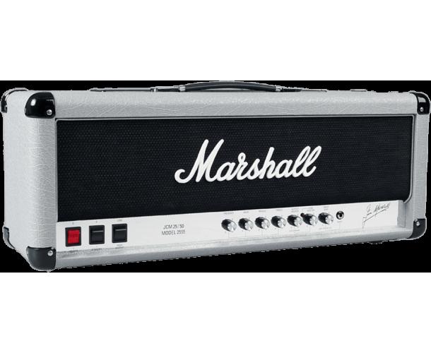 MARSHALL - TETE 100 WATTS SILVER JUBILEE