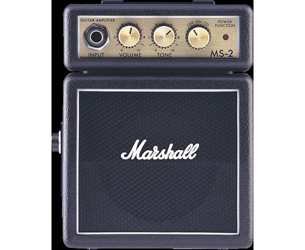 Marshall - AMPLI 2W NOIR /MICRO AMPL.PILE