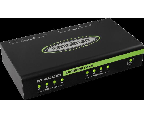 M-AUDIO - INTERFACE MIDI USB 4X4