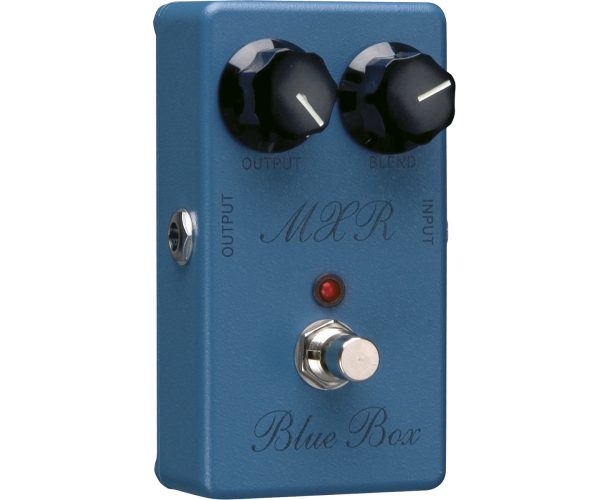 MXR - MXR BLUE BOX