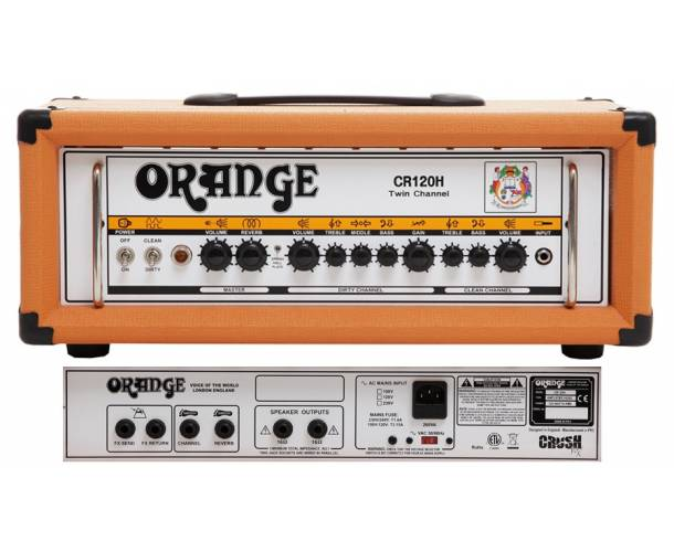 ORANGE - TETE CR120