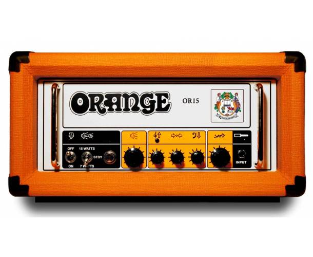 ORANGE - OR15H, TÊTE GUITARE