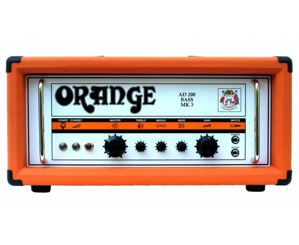 ORANGE - AD200B MK III, TÊTE BASSE