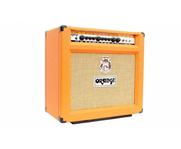 ORANGE - ROCKERVERB 50W, COMBO GUITARE HP 12 CELESTION V30