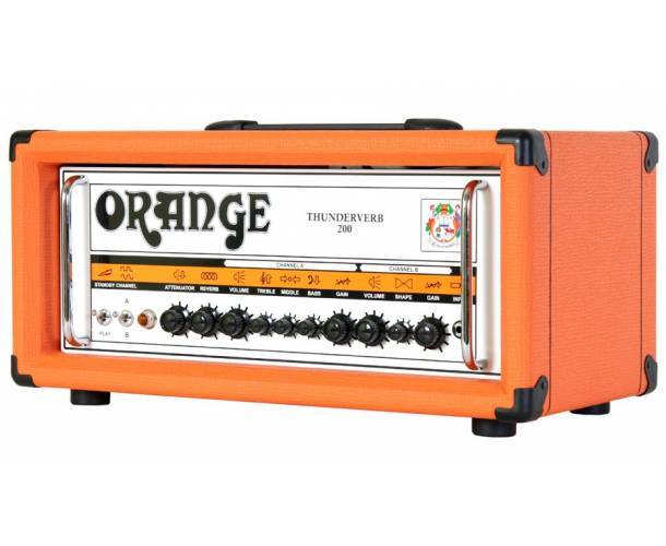 ORANGE - THUNDERVERB 200W, TÊTE TV200H