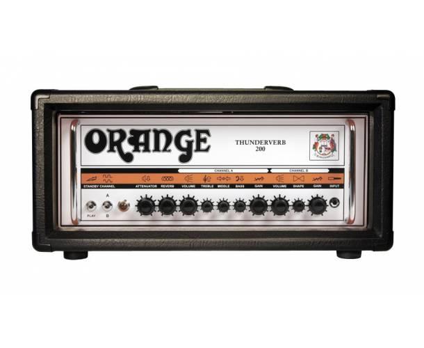 ORANGE - THUNDERVERB 200W, TÊTE TV200H, NOIR