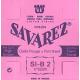 SAVAREZ - SI-2 ROUGE NYLON RECT