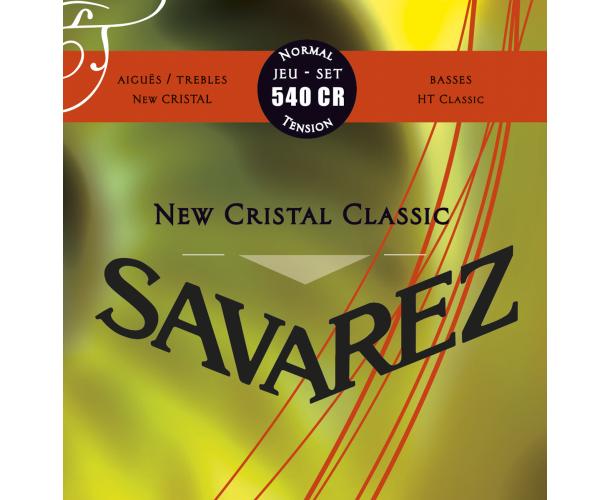 SAVAREZ - CRISTAL CLASSIC ROUGE T/NORM
