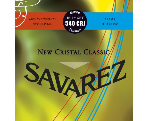 SAVAREZ - CRISTAL CLASSIC ROUGE BLEU