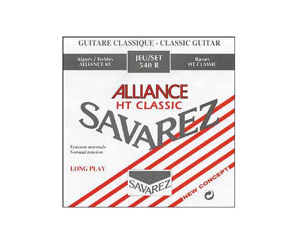 SAVAREZ - 540R ALLIANCE ROUGE NORMAL