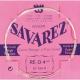 SAVAREZ - 524R RE-4 ROUGE FILEE M/AR