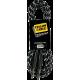 YELLOW CABLE - G66DG CABLE JACK /JACK GAINE TRESSEE LONGUEUR 6M