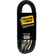 YELLOW CABLE - K02ST-3 CORDON 2 RCA MALE/JACK MALE STE