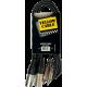 YELLOW CABLE - K09-3 CORDON 2X XLR MALE/2 RCA MALE 3M