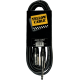 YELLOW CABLE - K14-3 CORDON JACK STEREO/XLR MALE 3M