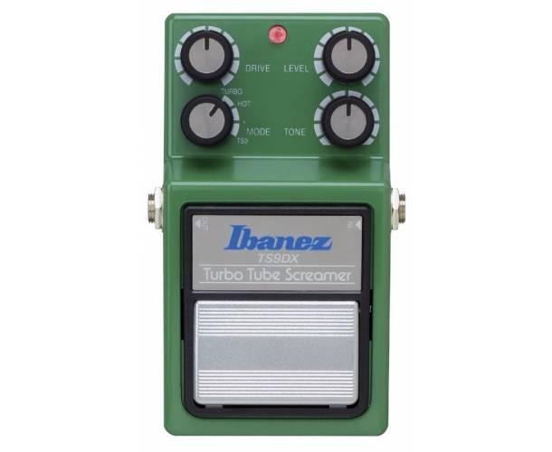 IBANEZ - TS9DX Turbo Tube Screamer - overdrive