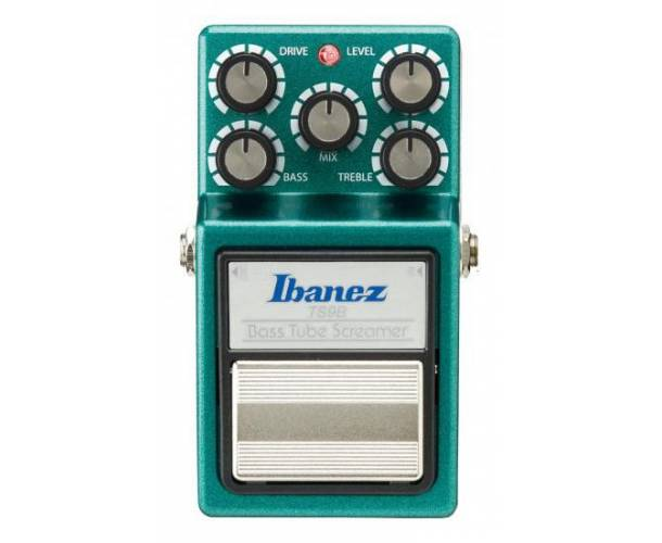 IBANEZ - TS9B Tube Screamer pour basse - overdrive