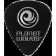 PLANET WAVES - MEDIATORS CELLULOID NOIR 1,25MM