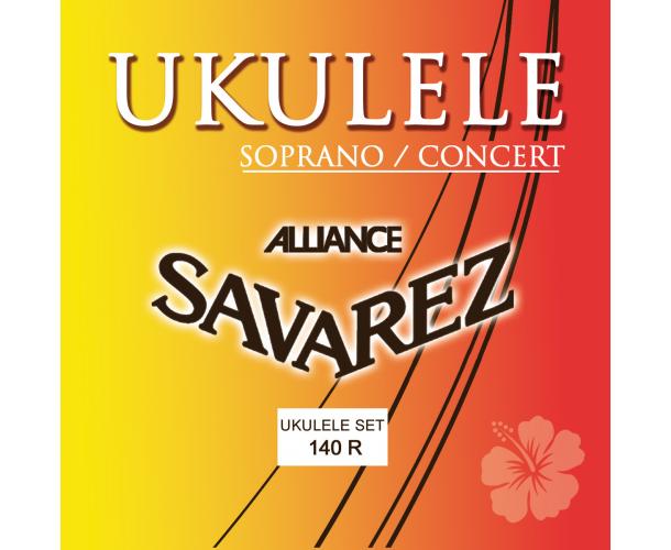 SAVAREZ - 140R JEU UKULELE ALLIANCE SOPRANO
