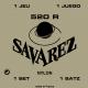 SAVAREZ - 520R ROUGE TIRANT NORMAL