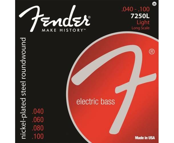 FENDER - 7250 BASS STRINGS 7250L