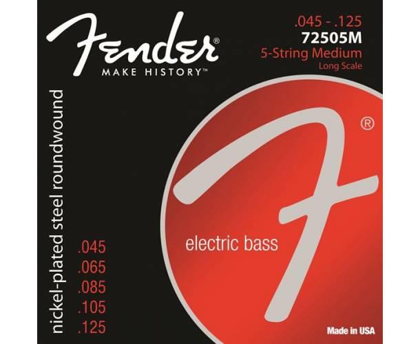 FENDER -CORDES BASSES V - 5 cordes 72505M