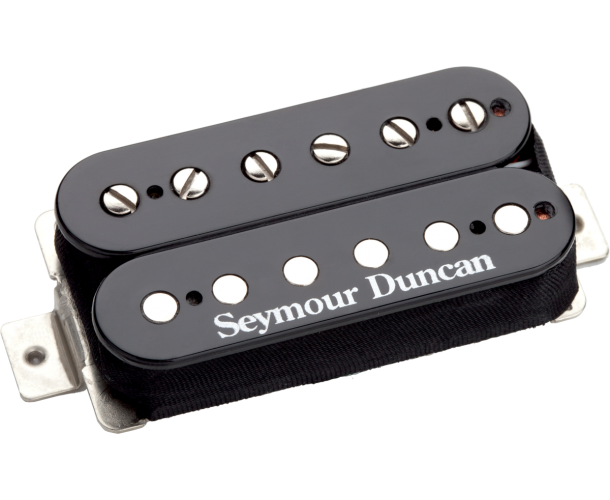 SEYMOUR DUNCAN - JAZZ MODEL, MANCHE, NOIR