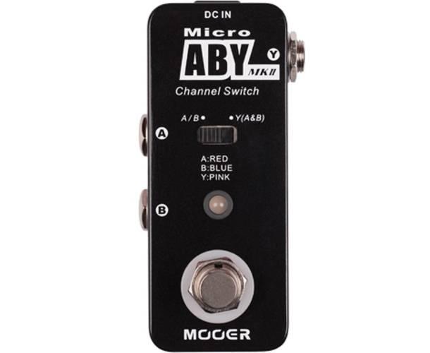MOOER - Micro ABY mk II