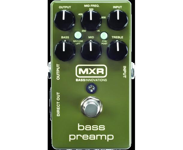 MXR - BASS PREAMP