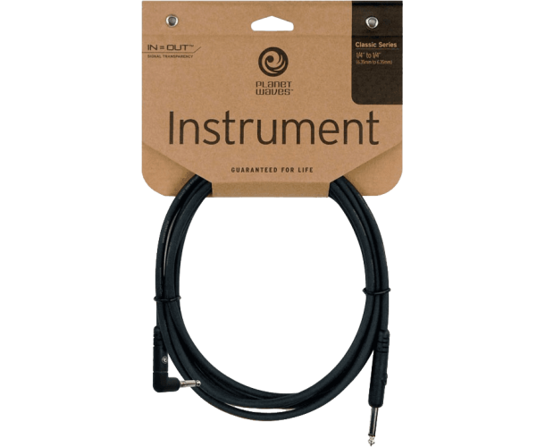 PLANET WAVES - CABLE J COUDE/J 3M